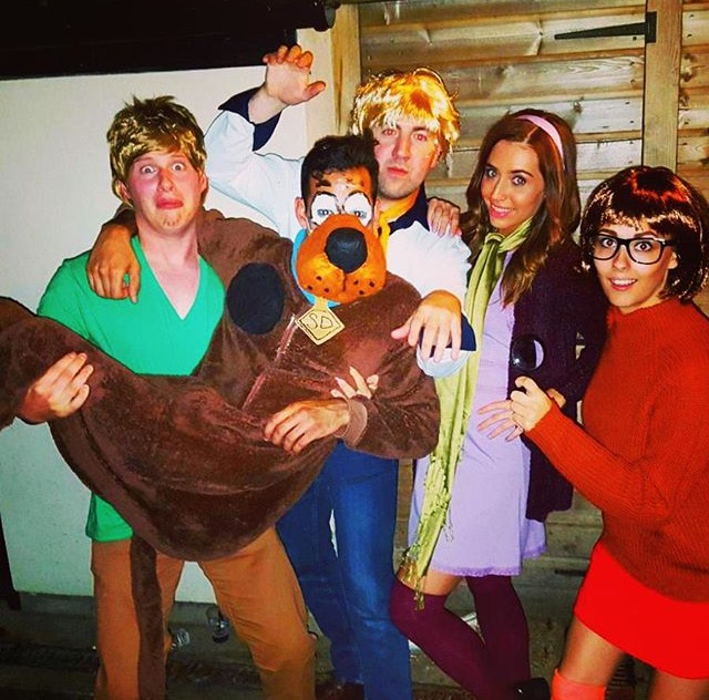 Scooby Doo Fancy Dress