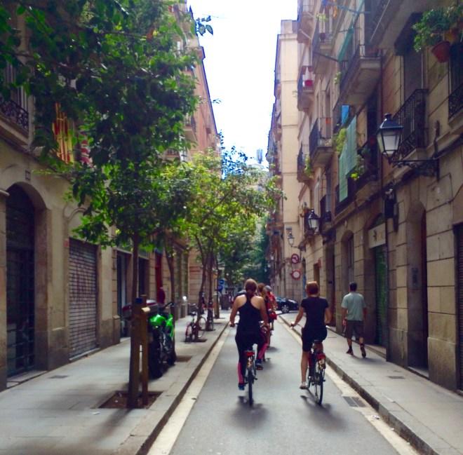 Barca Ciclo Tours - Gothic Quarter