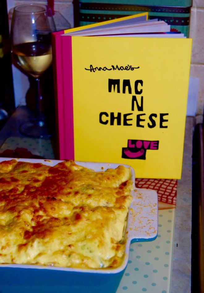 Anna Mae's Mac N Cheese - Fight Club