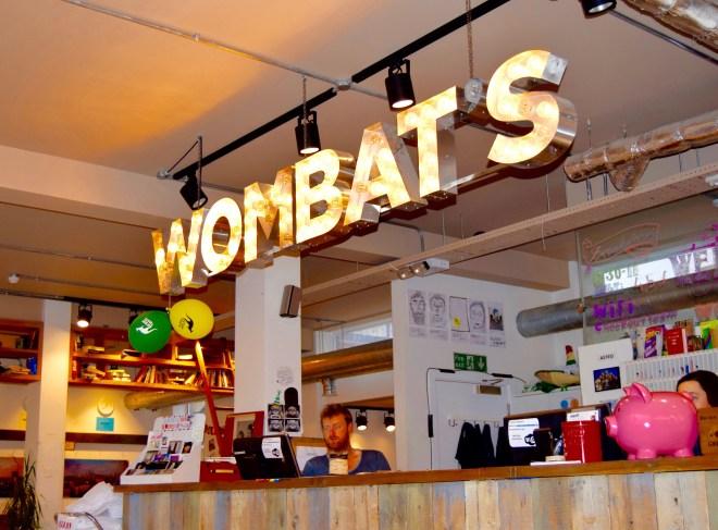 Wombats City London Hostel