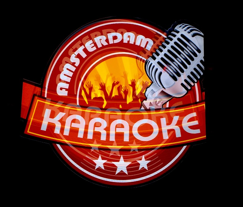 Karaoke bar, Amsterdam