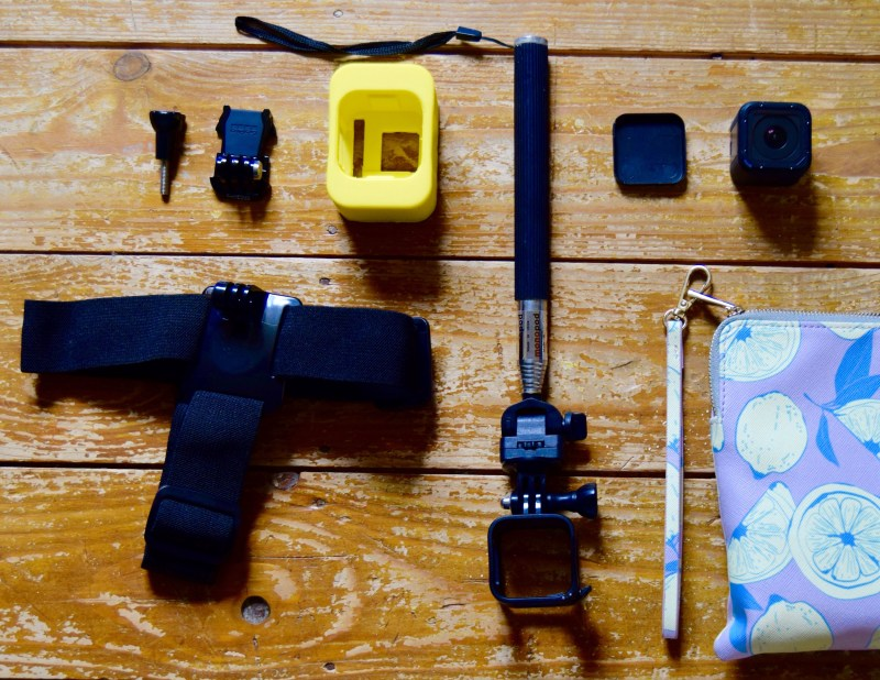 Travel Tech - GoPro accessories