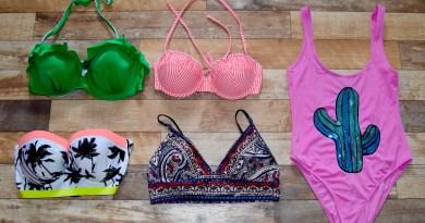 Bali Packing List - Bikinis