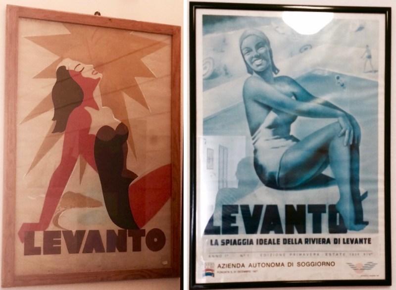 Levanto Posters