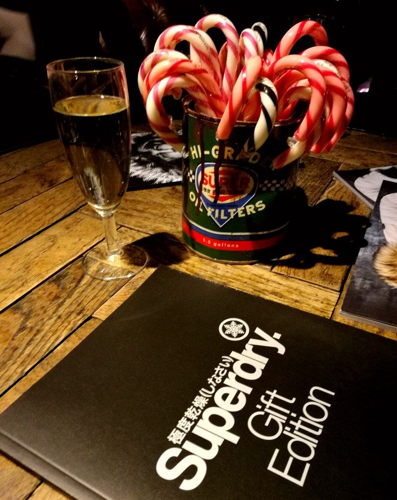 Superdry Christmas Party