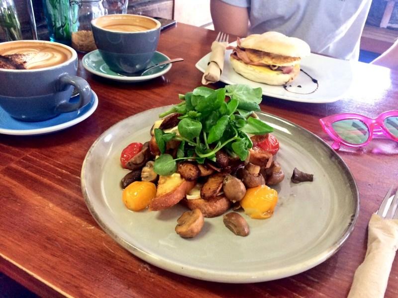 The Coffee Barun, Adelaide