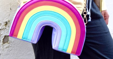 Skinnydip Rainbow Bag
