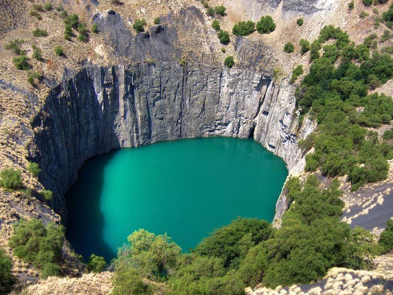 The Big Hole, Kimberley, South Africa