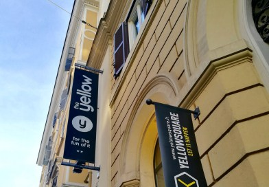 The Yellow hostel, Rome