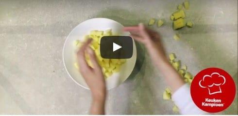 Asperge lente salade