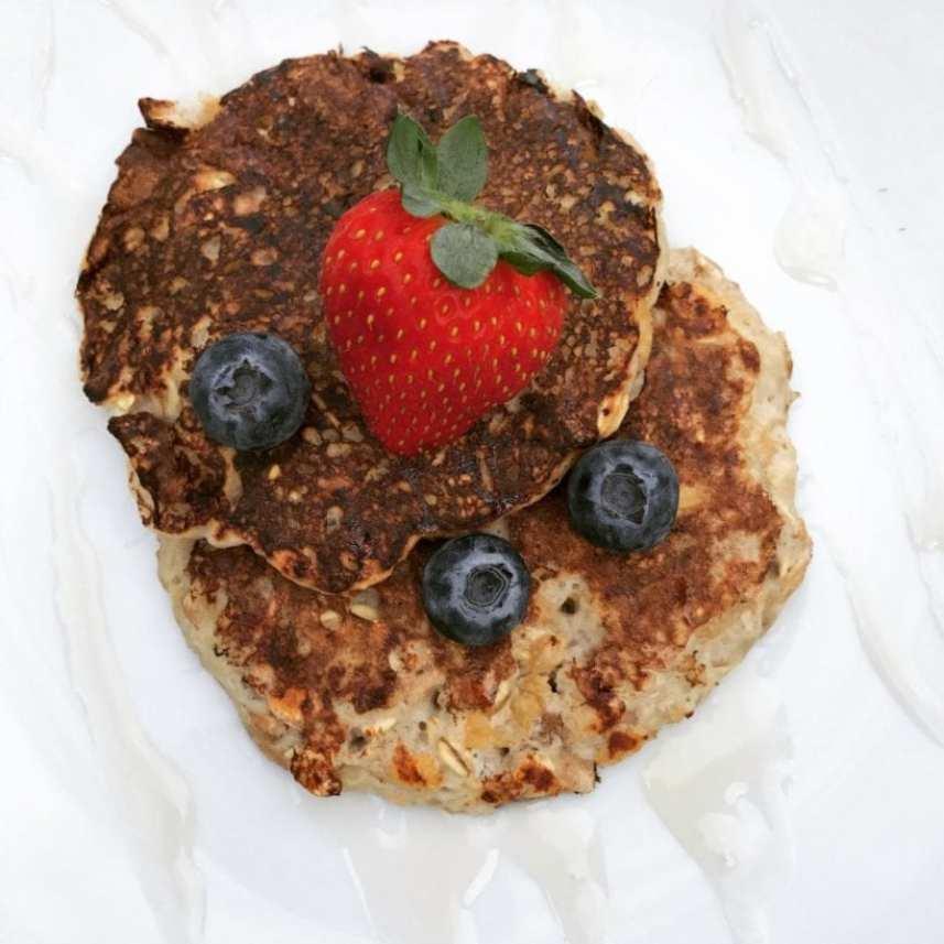 Gezonde pancakes