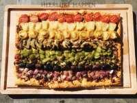 Regenboog Pizza