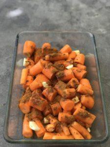 kruidige wortel-broccolisoep