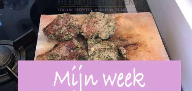 week 14 weekvlog heerlijke happen