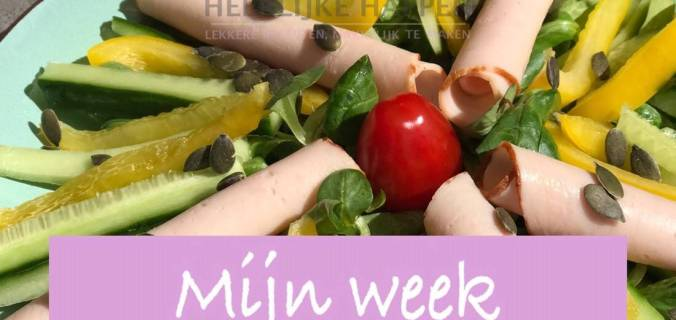 week 16 weekvlog heerlijke happen