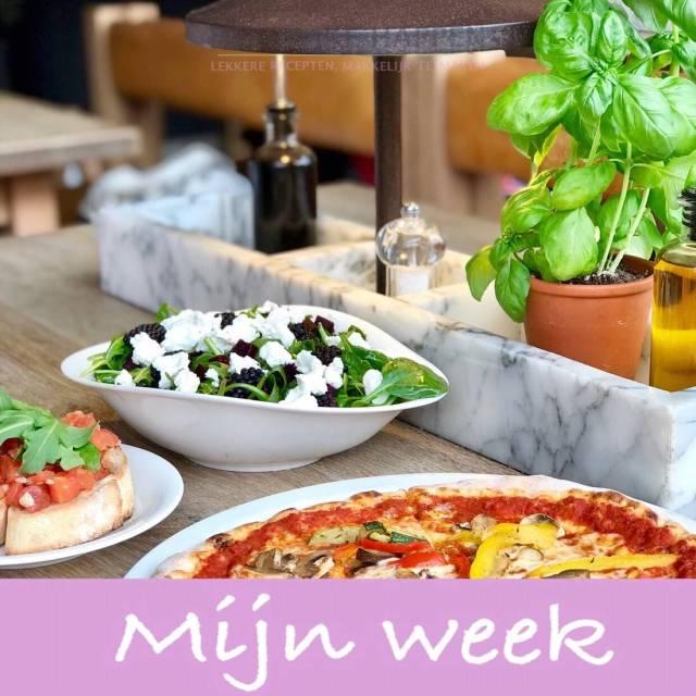 week 22 weekvlog heerlijke happen