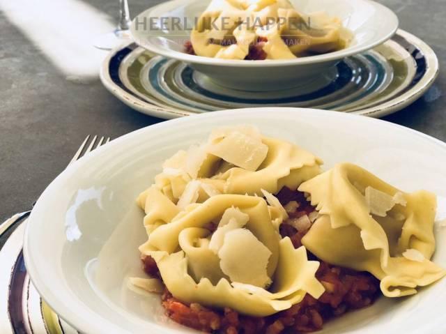 Basissaus voor pasta