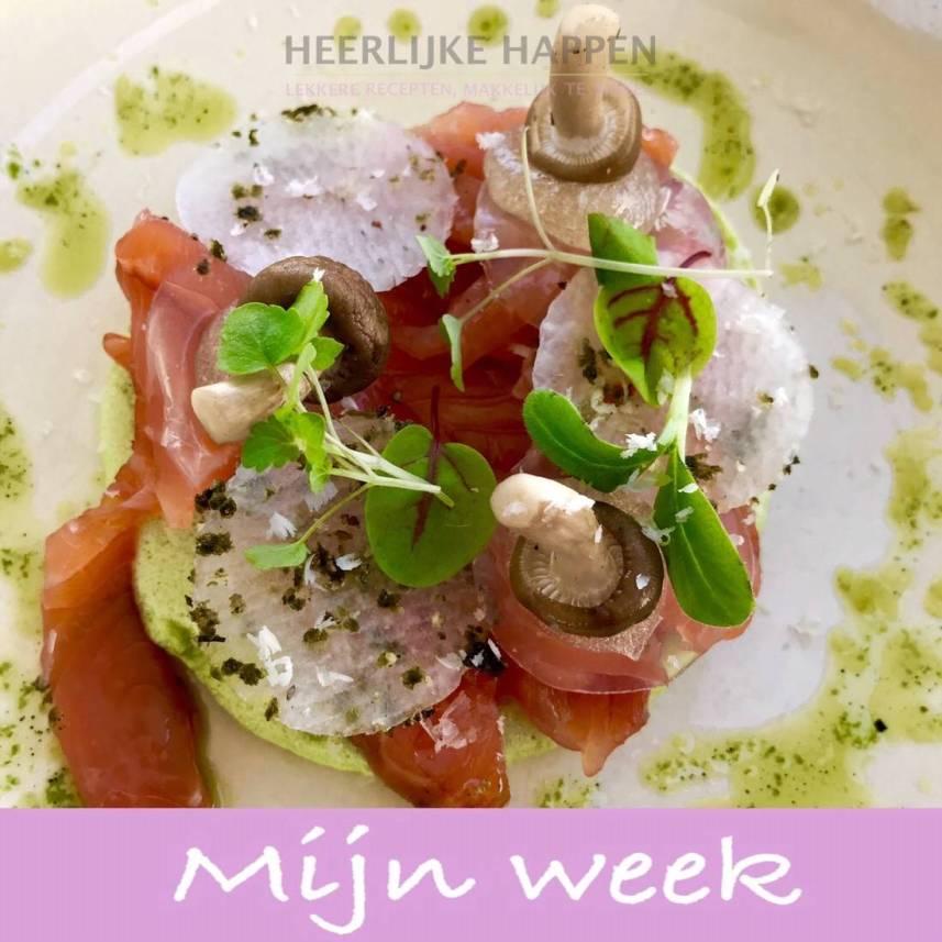 Week 27 weekvlog Heerlijke Happen