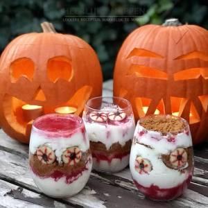 Creepy eye Halloweentoetje