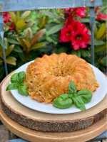 Gekruide macaroni tulband taart