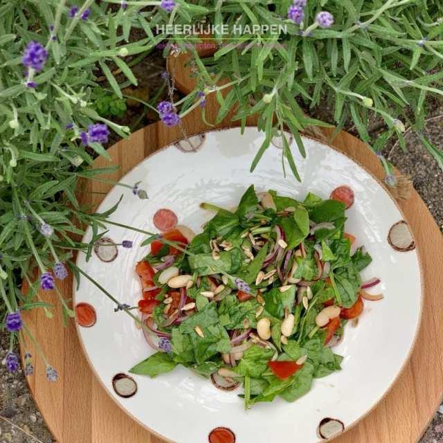 Vegan switch lunch salade