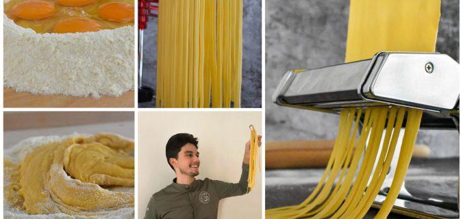 Basisrecept perfecte Italiaanse pasta