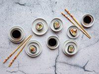 Basisrecept huisgemaakte sushi