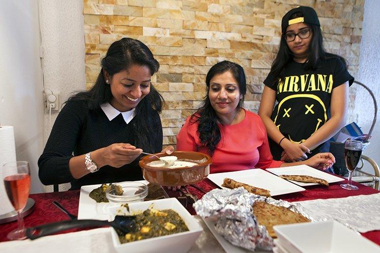 De Indiaase keuken van Neelam - Moerwijk Coöperatie