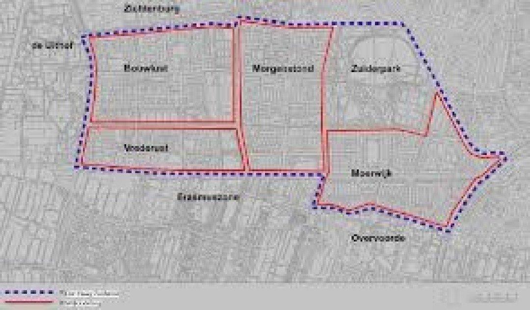Miljoenen voor Moerwijk en de rest van Den Haag Zuidwest Regio Deal Moerwijk Coöperatie Bewonersorganisatie