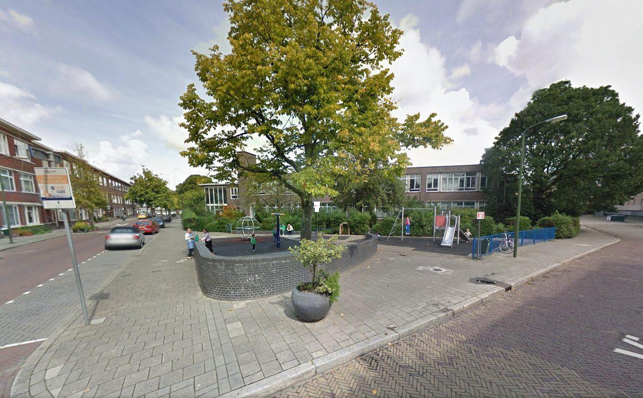 Beatrijsschool Moerwijk Den Haag wordt broedplaats van anti-krakers Wijkorganisatie Moerwijk WOM Moerwijk Coöperatie