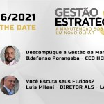 Participação no Fórum Gestão e Estratégia da Revista Manutenção