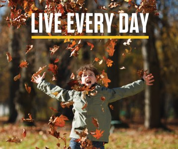 Live every day campaign