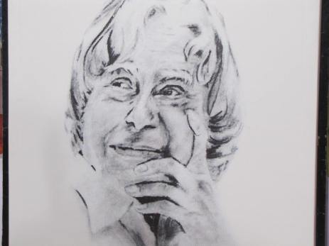 Pencil Potrait