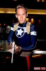Steve Rogers Super Soldier