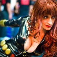 THE AVENGERS Cosplay Day 2 - Black Widow