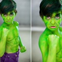 THE AVENGERS Cosplay Day 3 - The Hulk