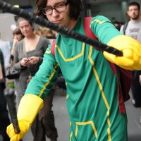 A Collection of Kick-Ass Cosplay