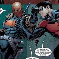 Nightwing Takes On Red Hood in Fan Film