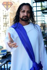 Cosplay Jesus