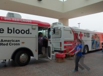 MTAC goers were so generous with their blood donations!