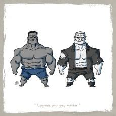 little_friends___hulk_and_grundy_by_rawlsy-d62qbyd