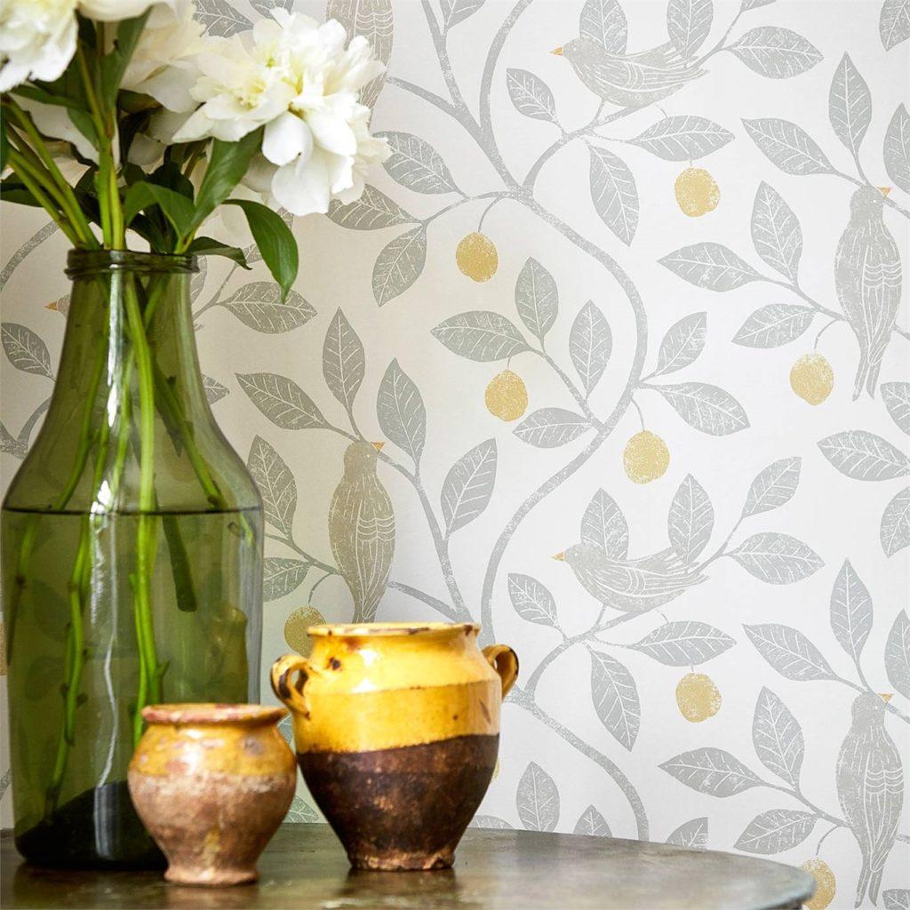 Velg Din Tapet Hege Wolner Interiordesign