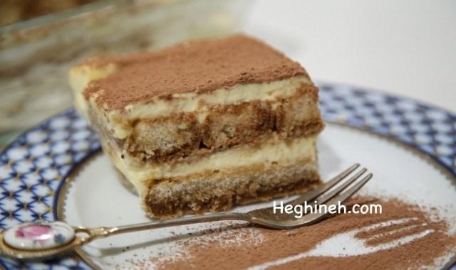 Tiramisu Recipe - Տիրամիսու - Heghineh Cooking Show
