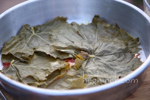 Naked Tolma Recipe by Heghineh