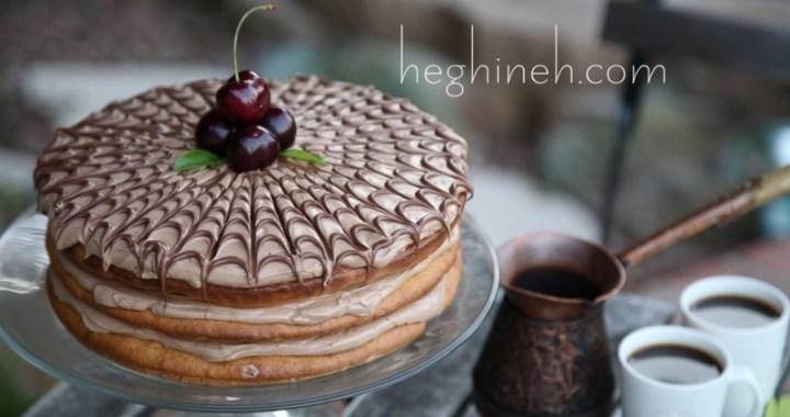Honey Cake Recipe - Մեղրով Տորթ
