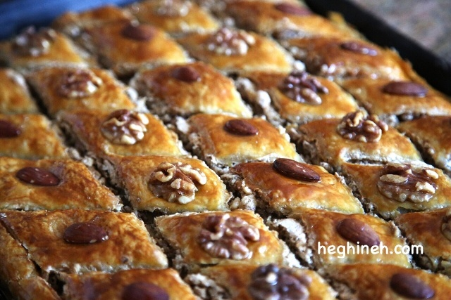 Easy Quick Baklava Recipe - Փախլավա