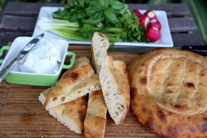 Armenian Flatbread Matnakash Recipe