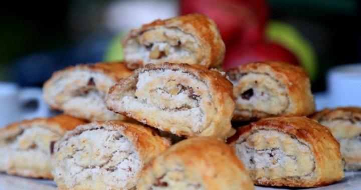 Armenian Gata with Walnuts Гата Գաթա