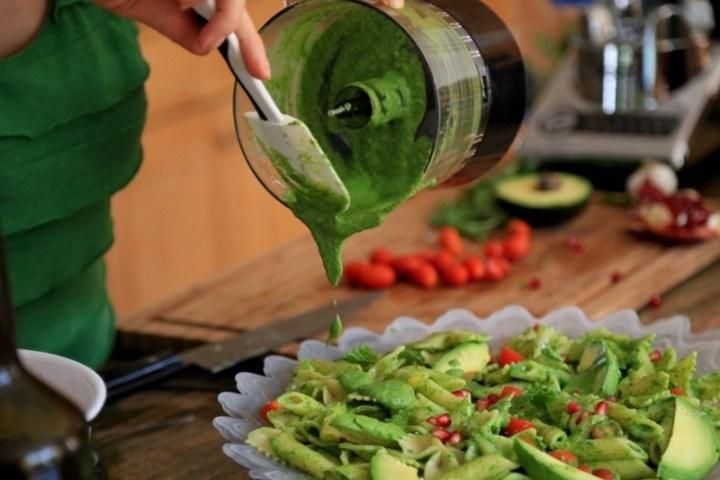 Arugula Pesto Recipe - Arugula Salad Ideas