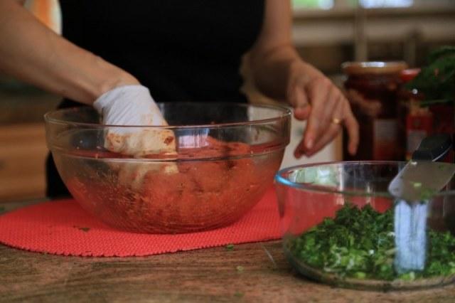 How to Make Chi Kofte - Easy Recipe
